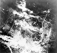 Firebomb Raid Tokyo