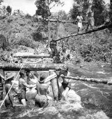 Kokoda Track Bridge, 1942