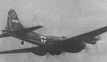 B-17F-27-BO operated by KG 200, Circa 1944