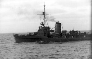 M1940 Class Minesweeper, France 1941