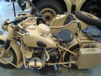 Kraftrad Bmw R75