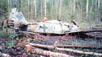 WW2 Aircraft Wrecks