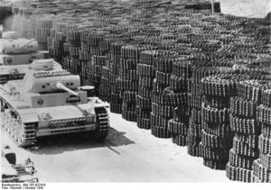 Panzer III Production