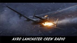 Lancaster Crew Chatter from three air raids in April and September 1943