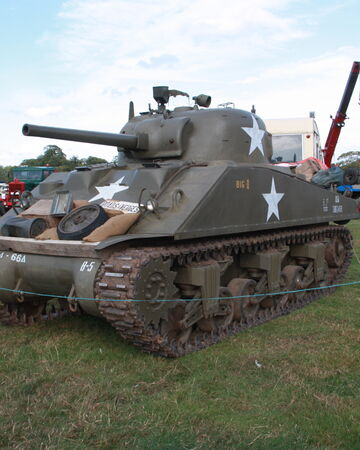 M4 Sherman | World War II Wiki | Fandom