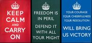 Freedom is in Peril Defend it with All Your Might- Poster-706657