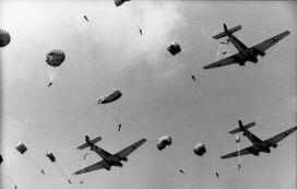 Ju 52 Propaganda, 1944