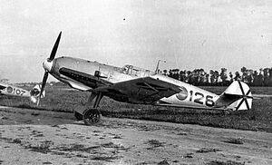 Messerschmitt Bf-109E Spain Better