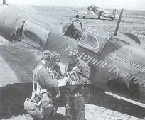 Lavochkin La-5, Crew