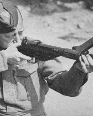 Sten Submachine Gun | World War II Wiki | FANDOM powered by