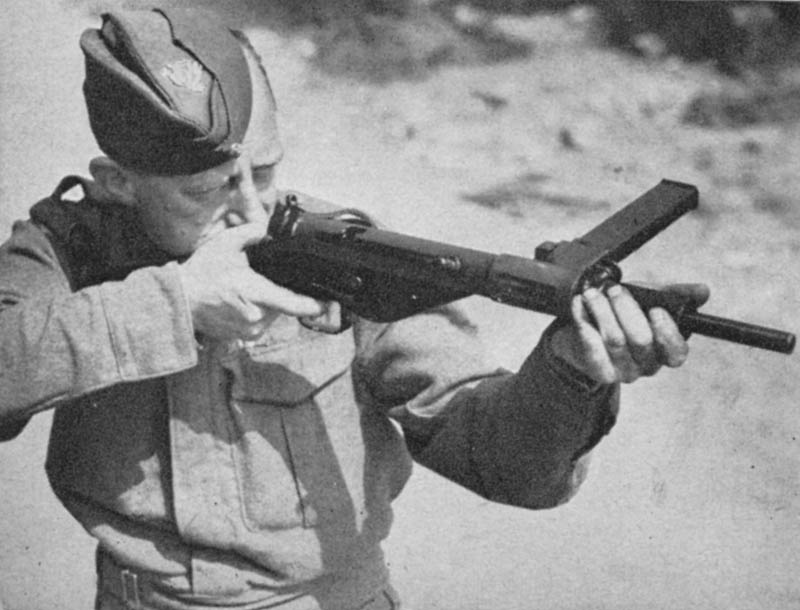 Image result for sten gun ww2