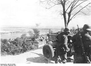 First Battle of Kiev