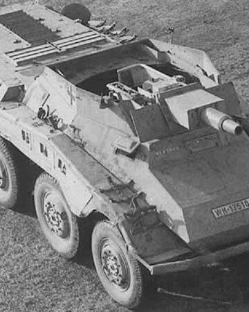 SdKfz 234 Schwerer Panzerspähwagen | World War II Wiki | Fandom