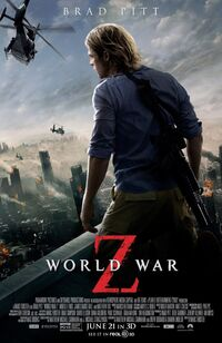 World War Z theatrical poster