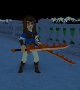 Blade Fury
