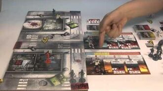 Zombicide Gameplay Introduction