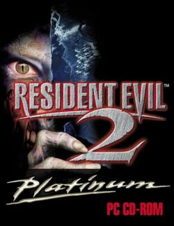 Resident evil 2 PC cover