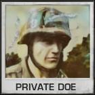 Pvt. Doe