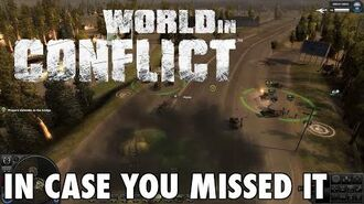 World in Conflict Review - In Case You Missed It