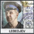 SA Callsign Lebedjev