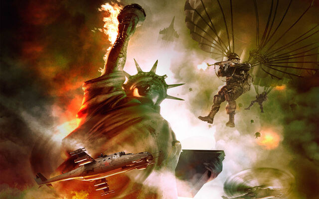 File:World-In-Conflict-Parachuting-Into-New-York-Next-To-The-Statue-Of-Liberty.jpg