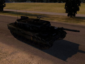 WiC Ingame Leopard 2A4