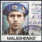 SA Callsign Malashenko
