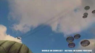 World in Conflict - Destruction Blues