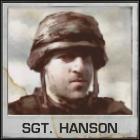 Sgt. Hanson