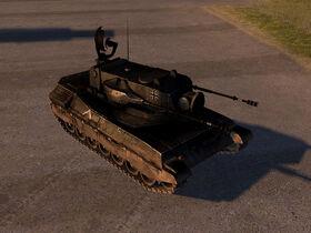 WiC Ingame Flakpanzer Gepard