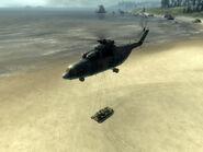 WiC Ingame Tank Drop USSR
