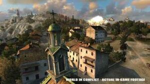 World in Conflict - Ruling The World Trailer