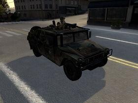 WiC Ingame Humvee
