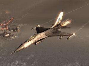 WiC Ingame F-16