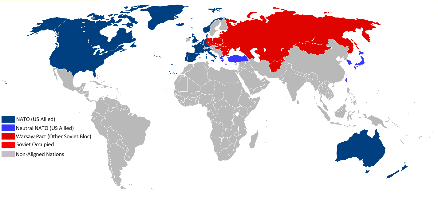 World war iii wicapedia fandom powered by wikia world in conflict map before the war positions of the us nato and ussr after the invasion of west germany gumiabroncs Choice Image