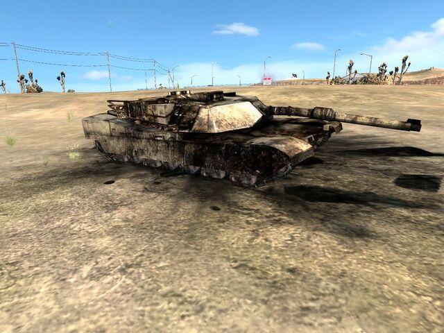 File:Wrecked abrams.jpg