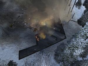 WiC M08 Crash Site