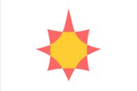 Flag of Novial