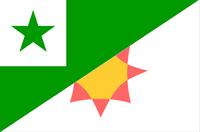 Esperanto-Novial flag