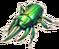 Pentacorn beetle