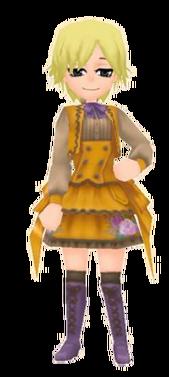 Yellow Autumn Knight F
