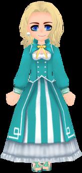 Clean-Cut Elder's Clothing (Female)