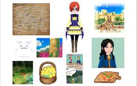 Elnea Kingdom Collage