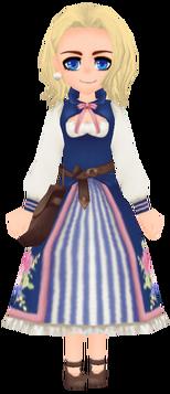 Mayflower- Navy (Female)