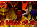 Writhing Mass of the Abyss