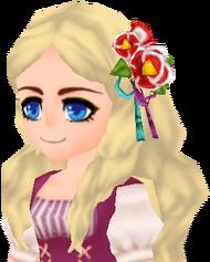 Camellia Hairpin