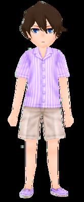 Hamoan Lavender Male