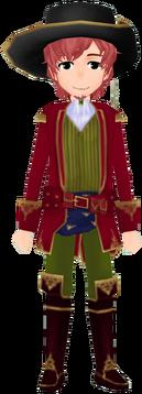 Fabulous Scholar Uniform (Male)