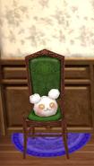 Ornamental Chair - Stuffed Ihm