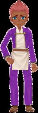 Rank A Olerud Fencer (Male)